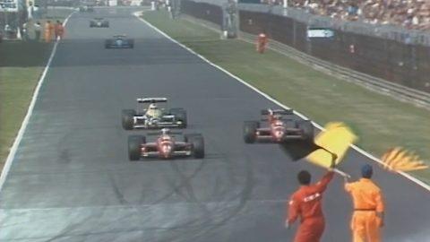 Imagem sobre Uma das vitórias mais emotivas da Ferrari veio quando ninguém esperava