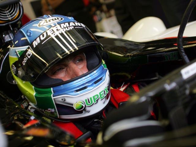 Chanoch Nissany, em sua passagem pela Minardi