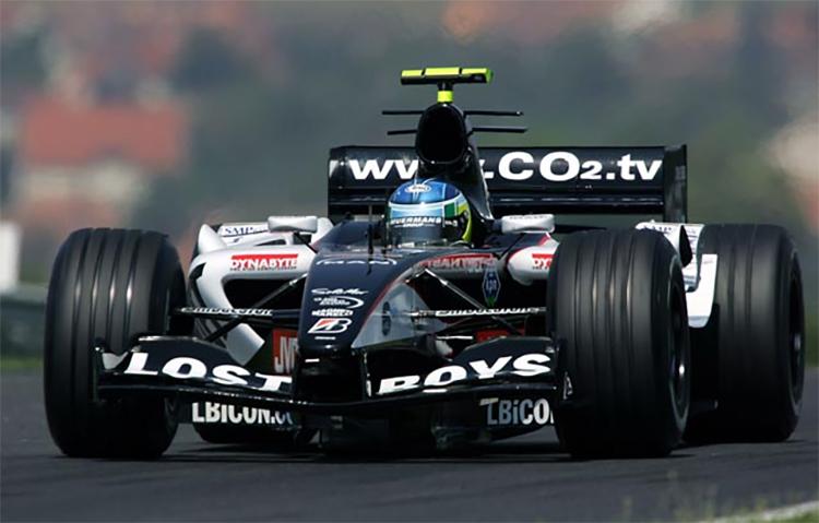 Imagem sobre Pai de protegido da Williams, Nissany foi figura inusitada na F1