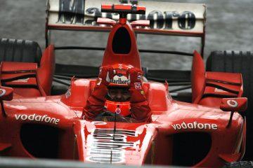 Schumacher conseguiu sua vitória 91 no GP da China de 2006