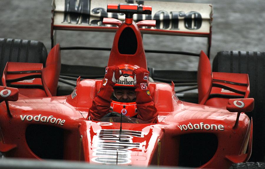 Imagem sobre Pilotos que assumiram o posto de mais vitorioso da F1. É para poucos…