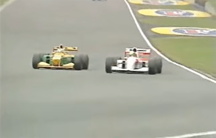 Imagem sobre Benetton era realmente superior à McLaren em 1993 | Fato ou Mito #7