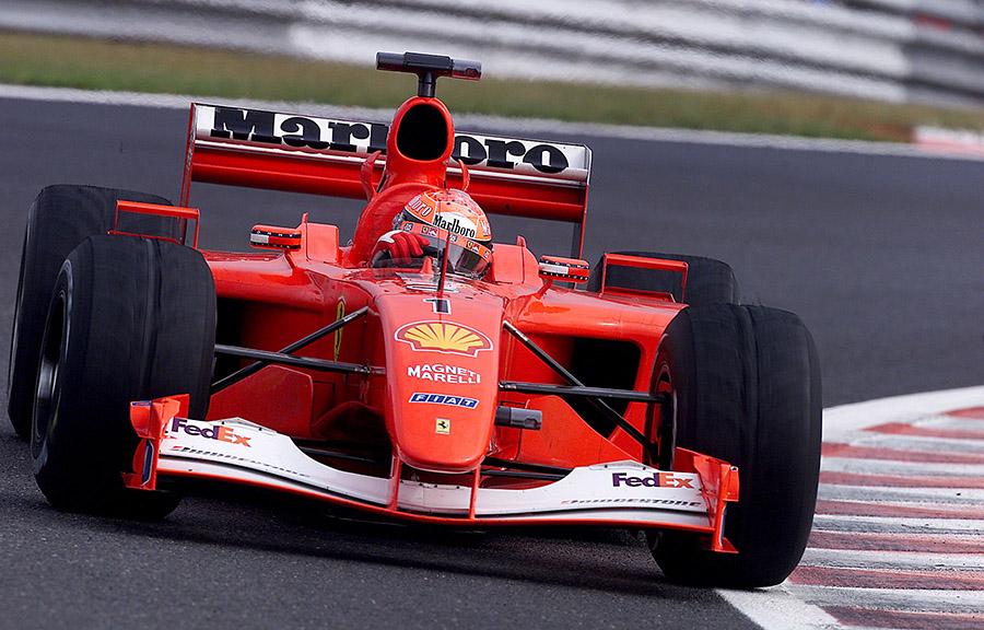 Imagem sobre Schumacher, o malabarista dos pedais | Desvendando o estilo dos gênios #2