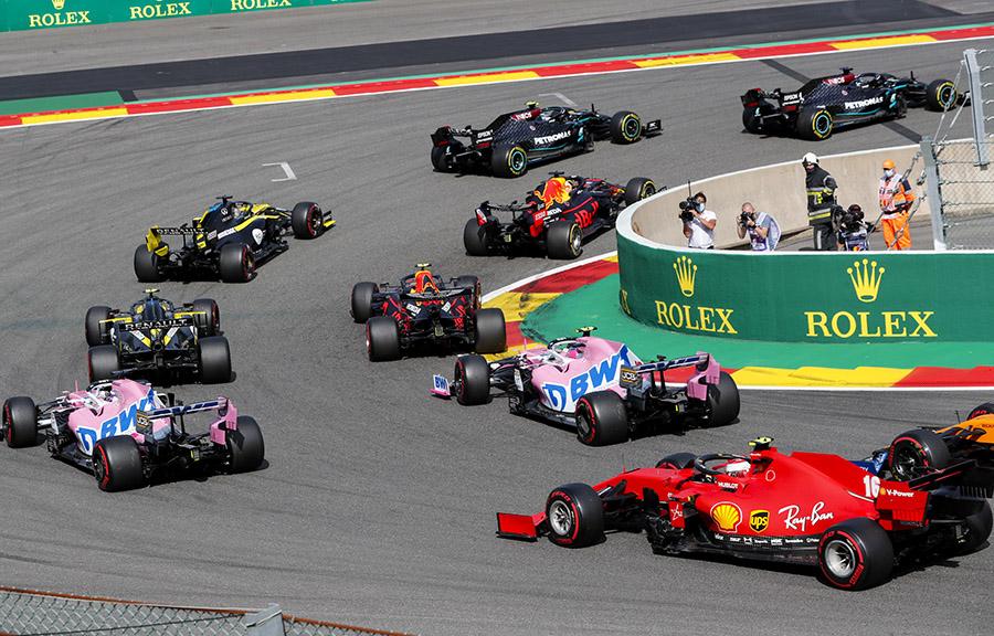 Imagem sobre Nova taxa da F1 praticamente inviabiliza entrada de equipes novas