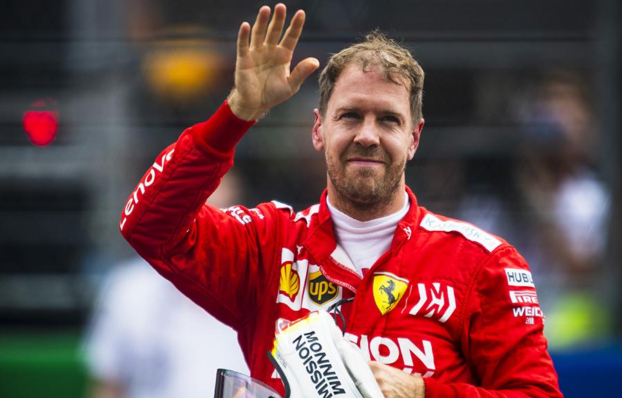 Imagem sobre Momento de Aston Martin e Vettel faz parceria ser ideal para ambos