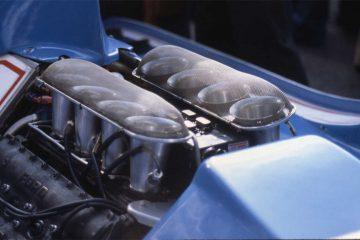 Motor Cosworth DFV dominou a F1 por mais de uma década