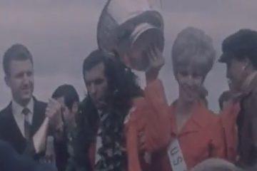 A primeira vitória de Emerson Fittipaldi, no GP dos EUA de 1970