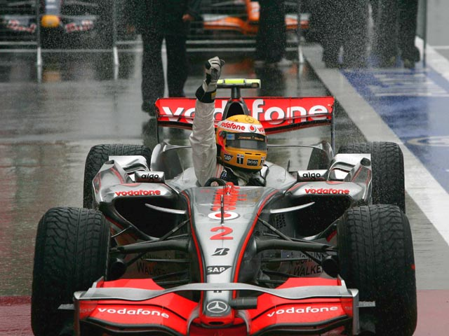 Triunfo no Japão foi marcante no começo de carreira de Hamilton