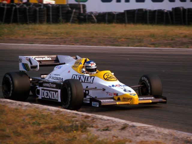 A aliança da Honda com a Williams na metade da década de 80 rendeu muitos frutos