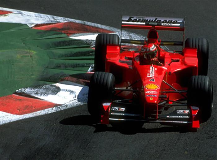 Irvine foi uma força surpreendente da temporada 99 da F1