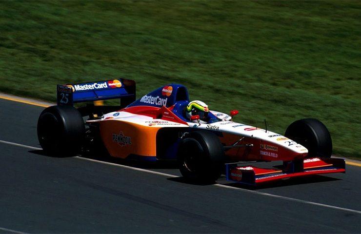 Apesar de tradicional, Lola acabou se tornando protagonista de um grande vexame na F1