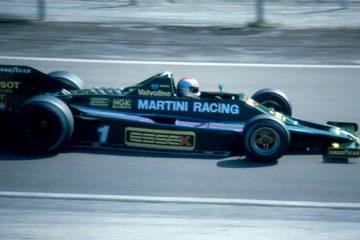 Lotus 80 foi um dos grandes fracassos de Chapman na F1