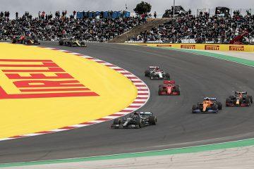 GP de Portugal de 2020 foi marcado por um início alucinante