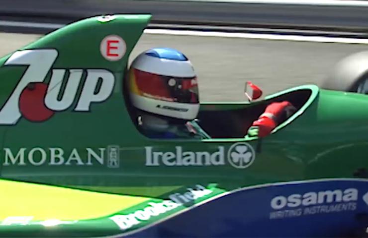 Imagem sobre Prisão, mentira e estreia: a louca história por trás da primeira corrida de Schumacher na F1