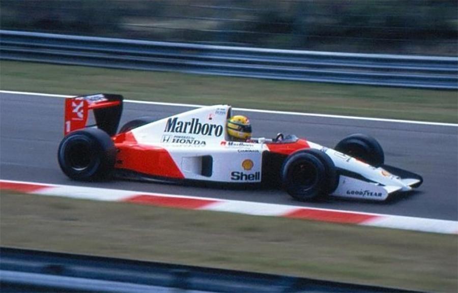 Imagem sobre Confiabilidade do MP4-6 x Tecnologia do FW14. A briga do tri de Senna