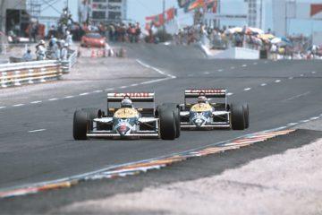 FW11 com motor Honda foi um dos grandes carros dos anos 80