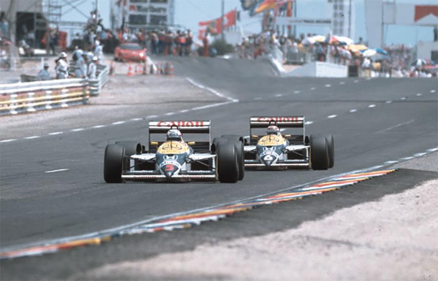 Imagem sobre FW11: a Williams do tri de Nelson Piquet | Grandes Carros da F1 #8
