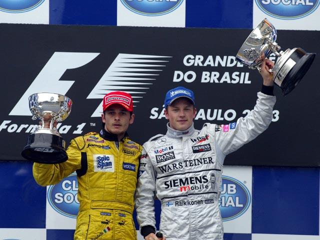 Confusão sobre momento da bandeira vermelha colocou cronometragem da F1 à prova no GP do Brasil de 2003