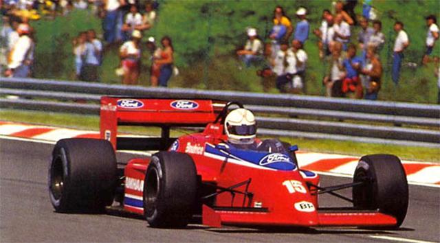 Alan Jones emprestou seu currículo para tentar dar credibilidade para o audacioso e fracassado projeto de equipe americana na F1 nos anos 80