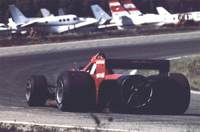 Murray trabalhou por vários anos na Brabham. Em 1978, ele criou o carro ventilador, que foi banido depois de apenas uma prova, a qual venceu