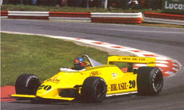 Emerson Fittipaldi passou quase que a segunda metade de carreira inteira na F1 trabalhando para estabelecer a equipe de sua família na F1