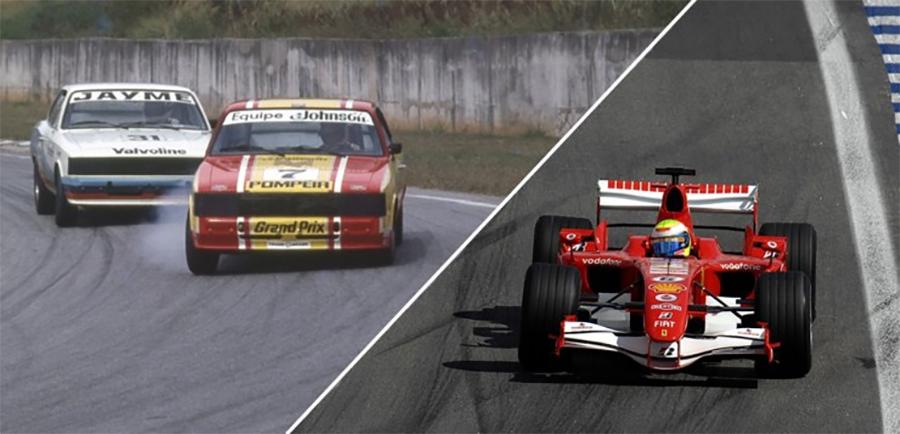 Imagem sobre Interlagos 80 – Traçado antigo x novo: Ingo Hoffmann e Felipe Massa descrevem as pistas