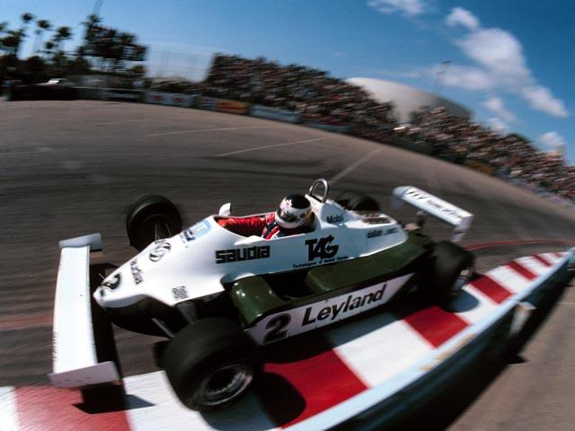 Após intensa briga interna na Williams, Reutemann perdeu o título de 81 para Piquet na última etapa da temporada, em Las Vegas