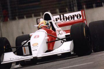 McLaren investiu em eletrônica em 93, antes da F1 proibir diversos auxílios