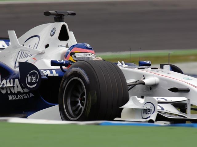 Villeneuve deu adeus à F1 sem se dar conta