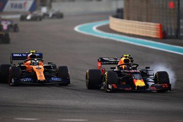 Freio é um sistemas mais complexos do carro de F1