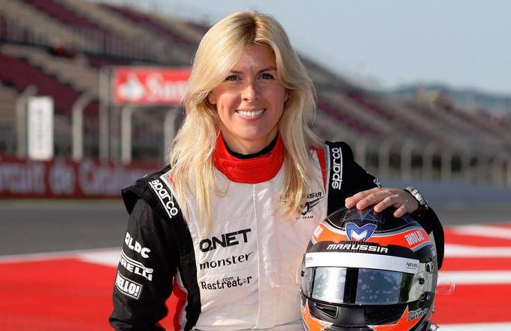 Imagem sobre Maria de Villota: o estranho acidente e a trágica história da espanhola na F1
