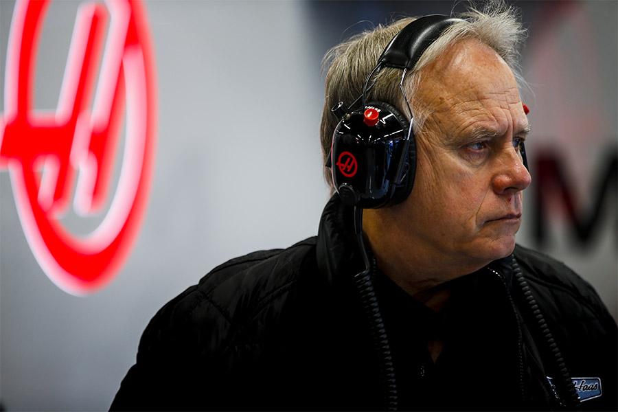 Gene Haas, fundador da equipe Haas F1