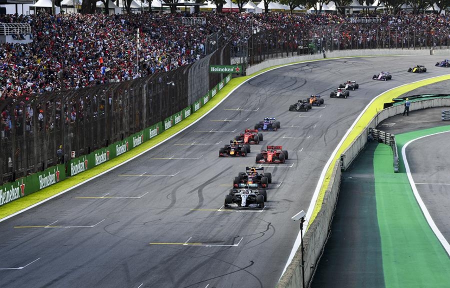 Imagem sobre Fundo de Abu Dhabi assume GP e F1 renova com Interlagos até 2025