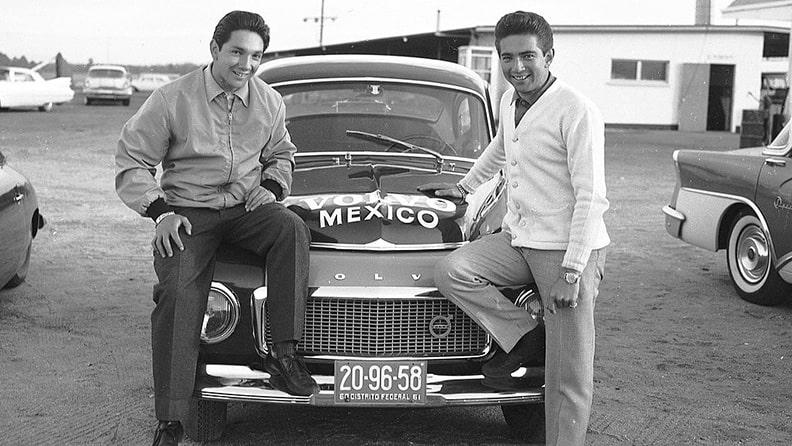 Irmãos Pedro e Ricardo Rodríguez levaram o México para as principais competições do automobilismo