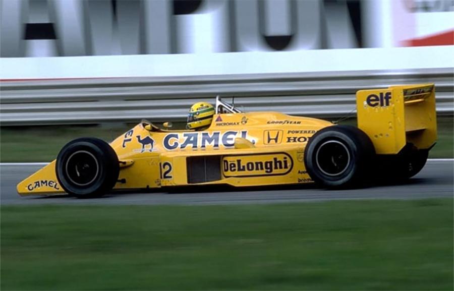 Imagem sobre Salário, proibições e mais: o contrato de Senna com a Lotus em 87
