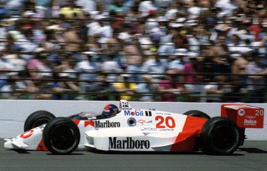 Imagem sobre Patrick: as glórias, título de Fittipaldi e patrocínio brasileiro
