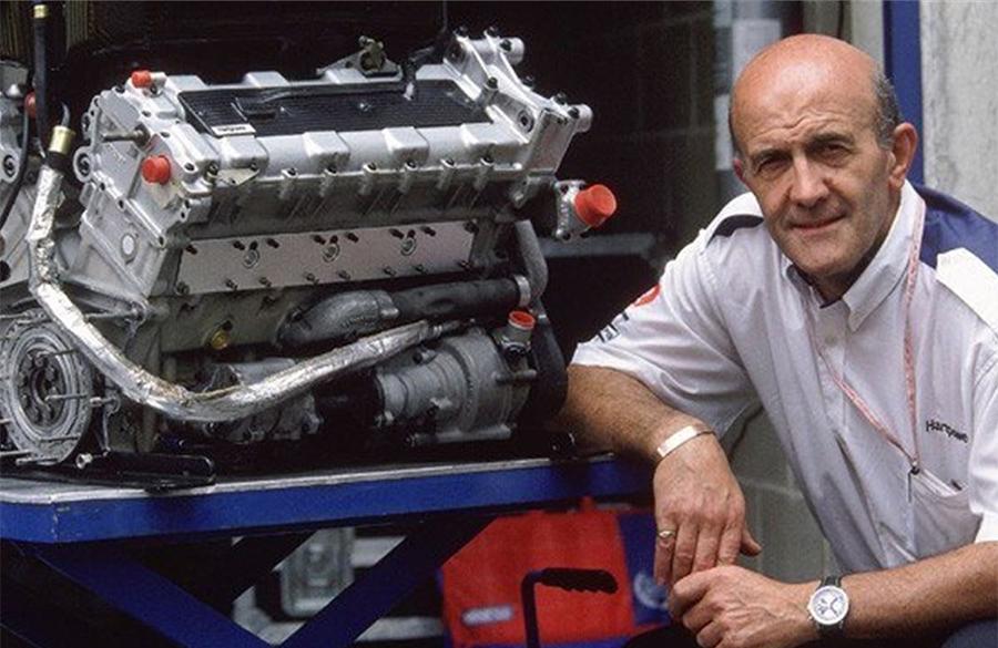 Brian Hart, de piloto frustrado a fabricante de motores da F1