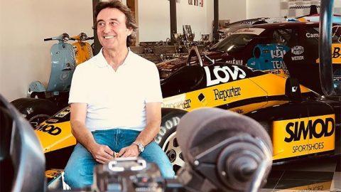 Imagem sobre Campos: piloto sem brilho que se tornou mentor na base e sonhou com F1