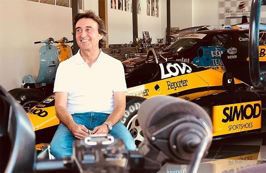 Adriá Campos, proprietário da Campos Racing