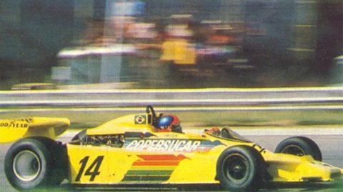 Imagem sobre Copersucar Fittipaldi F5A: o melhor carro de F1 brasileiro