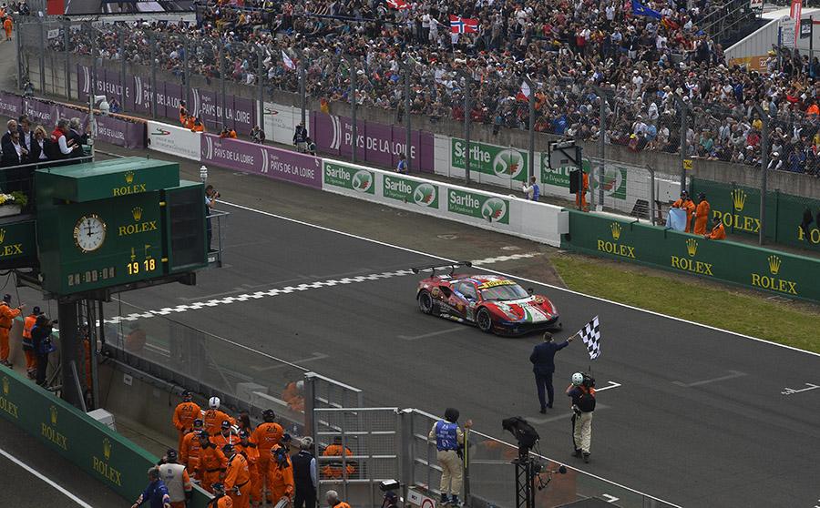 Foco da Ferrari no endurance nas últimas décadas foi nos GTs com equipes clientes e parceiras, além de eventos com gentlemen drivers