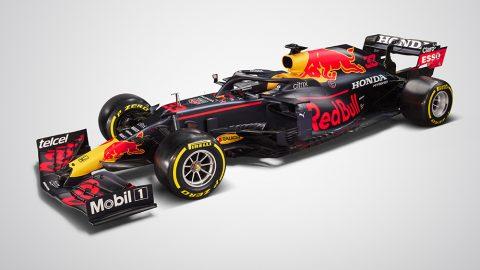 Imagem sobre Lançamentos da F1 2021: Red Bull aposta em ajustes no RB16 para atacar a Mercedes