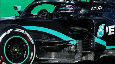 Imagem sobre Bargeboards dos F1: o que são e por que são tão importantes