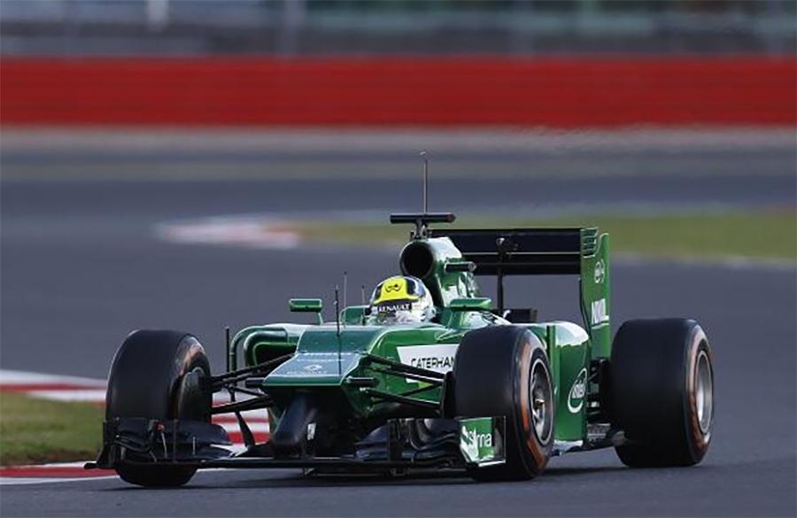Caterham passou cinco temporadas pela F1 sem nenhum ponto