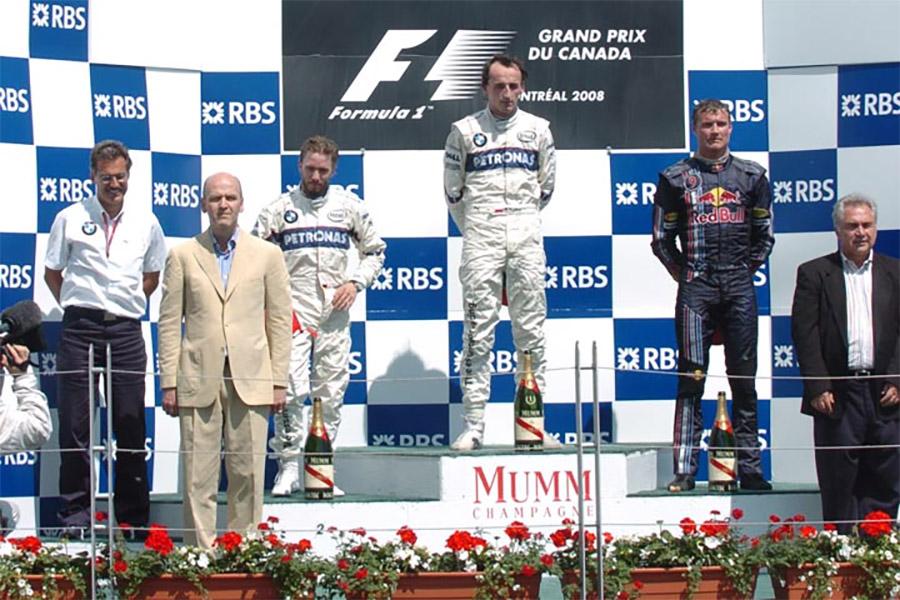Acidente em rali impediu da F1 ver o potencial total de Kubica