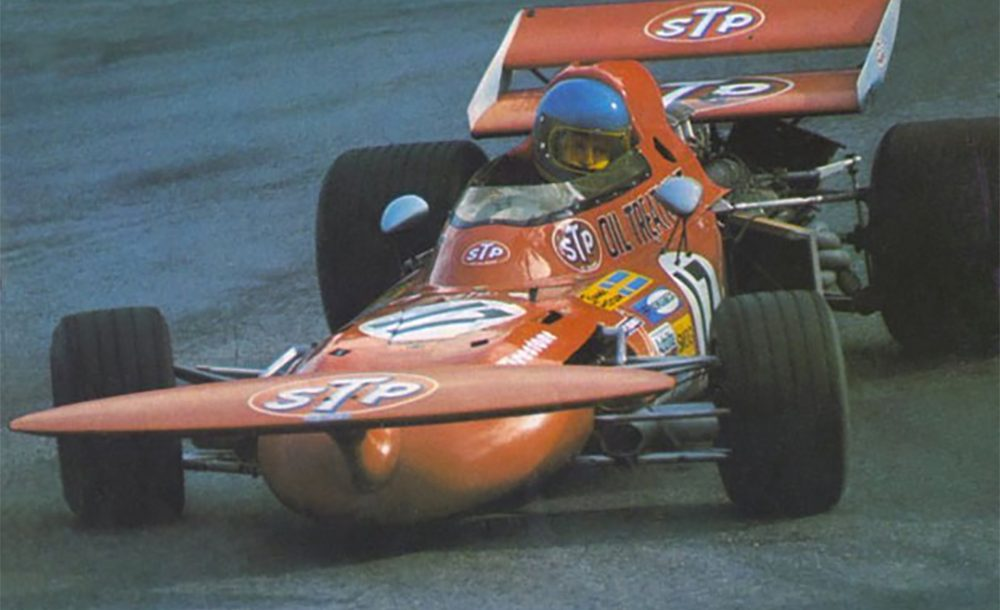 March 711: um experimento estranho na F1