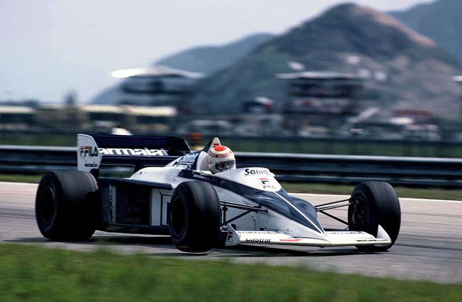 Gordon Murray formou com Nelson Piquet uma das grandes parcerias engenheiro-piloto da história da F1