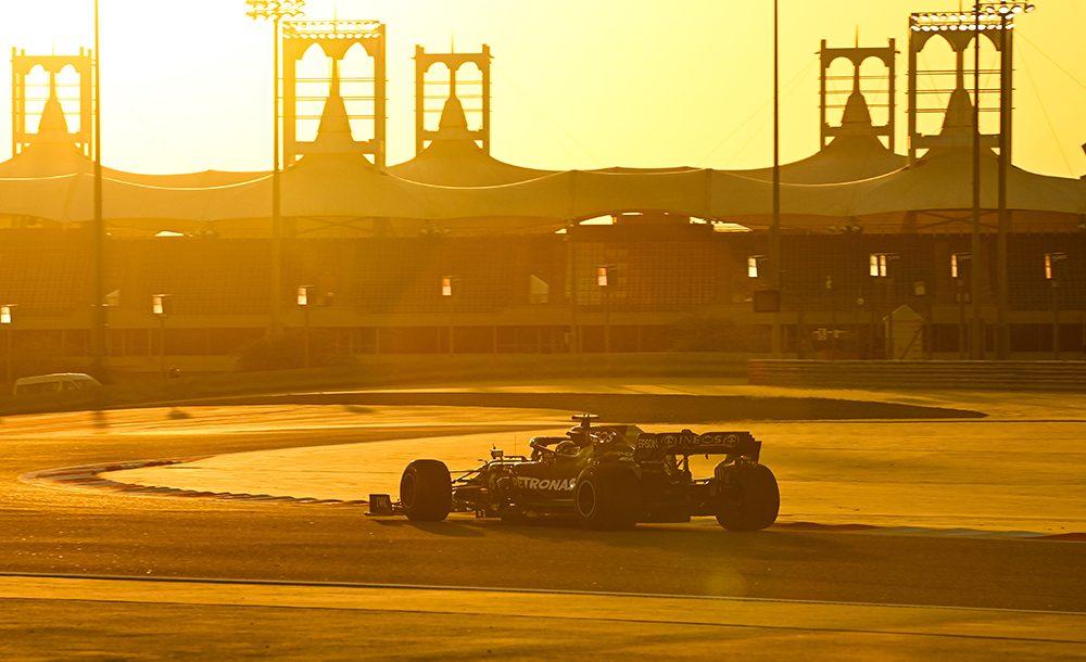 Pré-temporada da F1 aconteceu no Bahrein em 2021