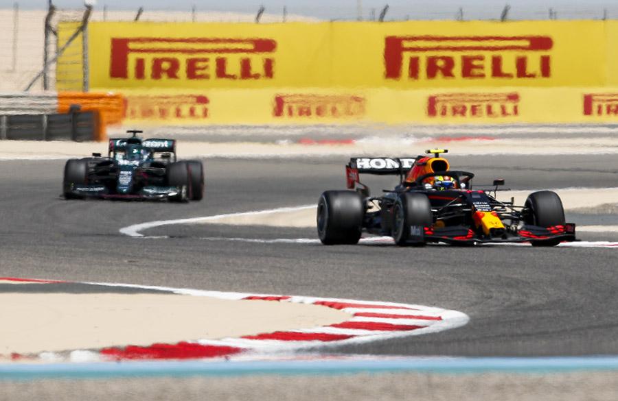 Pré-temporada da F1 de 2021 aconteceu no Bahrein