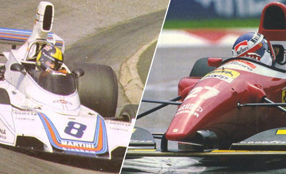 Pace e Alesi foram pilotos que a F1 esperava mais do que apenas uma vitória